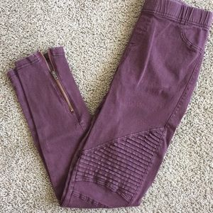 Pants - Moto Leggings
